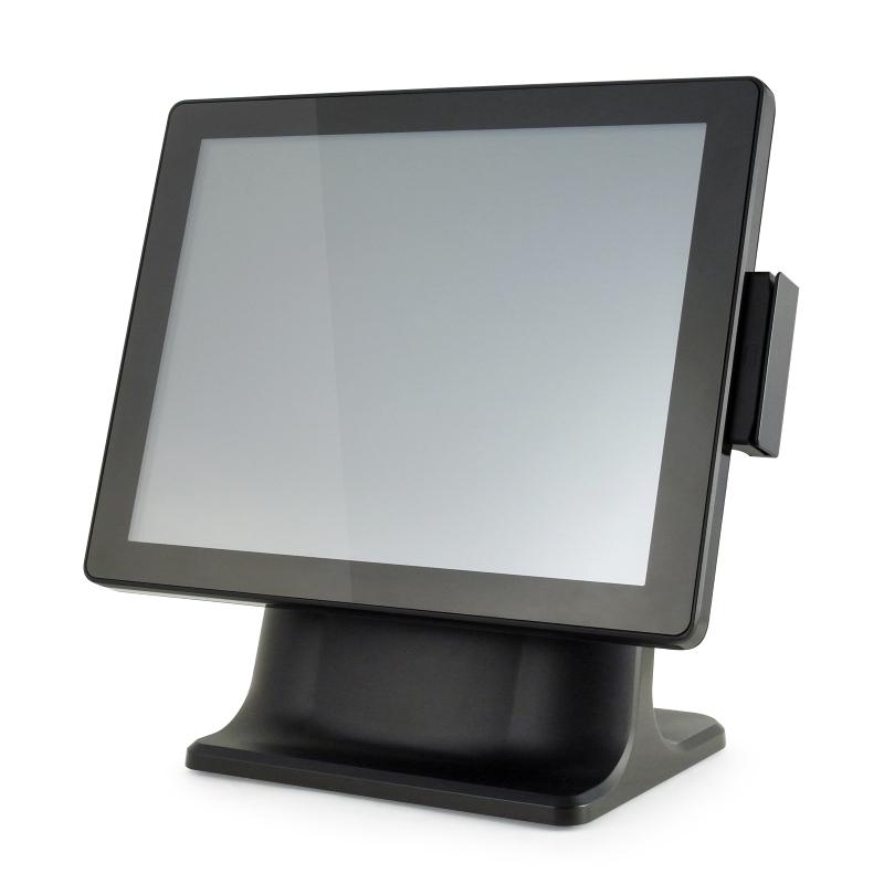 Skärm med touch, För kassamiljö, VGA, USB, 17 tum, Elo 1715L