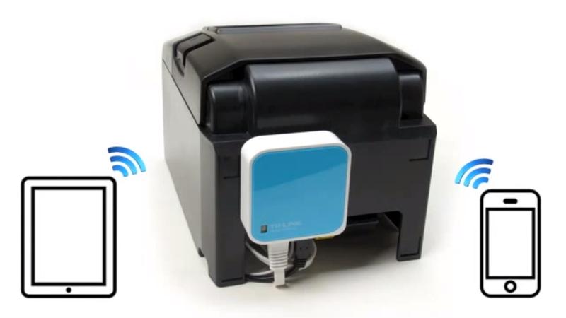 Star WiFi Power Pack, gör din Star kvittoskrivare trådlös